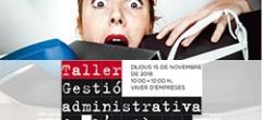 Taller: Gestió administrativa de l'autònom